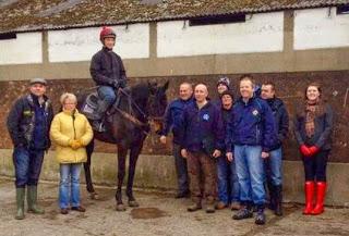 Danielle's Racehorse