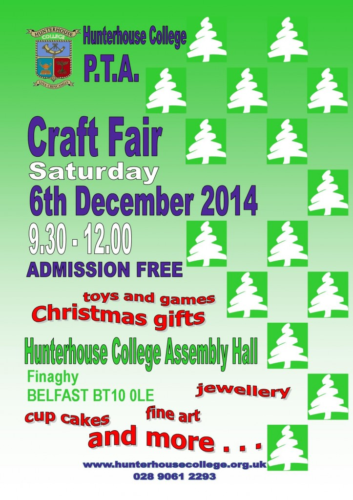 PTA Craft Fair