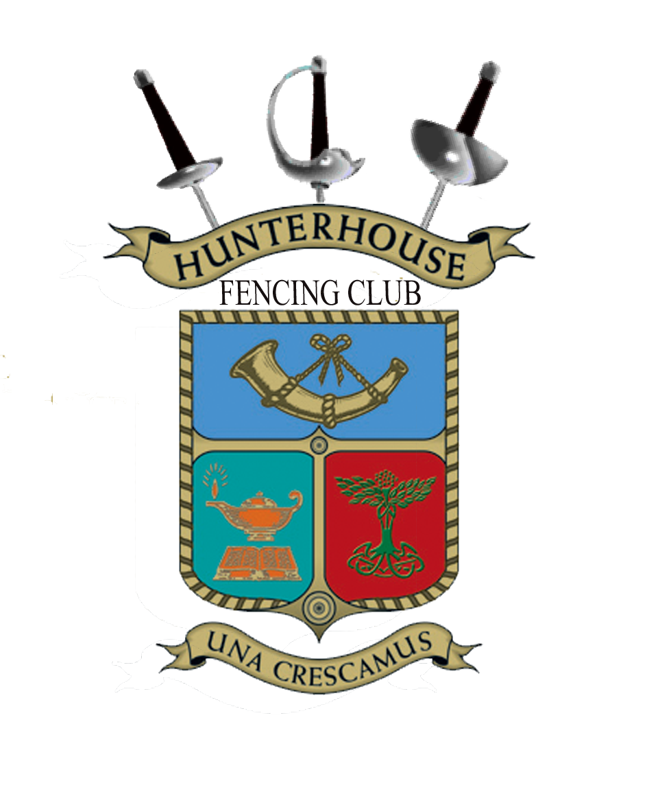 Hunterhouse Fencing Club Logo 1