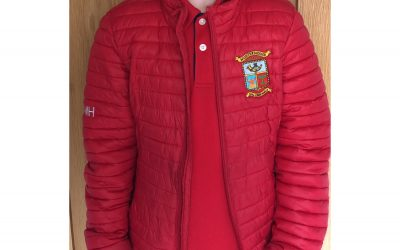 ORDER YOUR PERSONALISED HUNTERHOUSE PUFFA JACKET