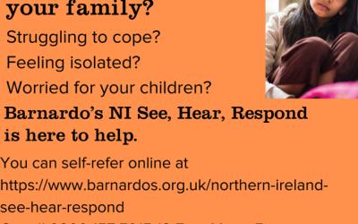 Barnardo's See, Hear, Respond Campaign