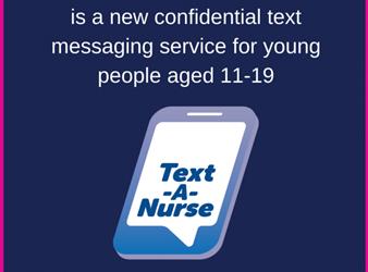 'Text a Nurse' Service
