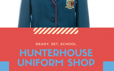 Nearly New Uniform Shop: 9th – 13th August